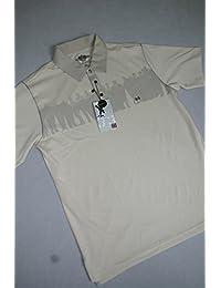 Ashworth Herren Golf Shirt Stein groß