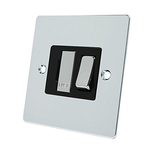 allianz-elektrische-fpcsfsbc-13a-schwarz-einsatz-flach-switched-fused-spur-metall-kippschalter-chrom