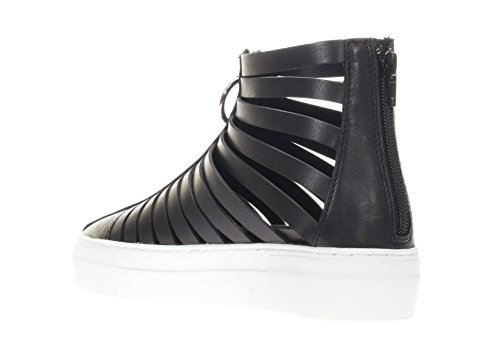 Donna Cult CLE102928 Nero Sneaker Sneaker Alta Love Mid 4ffdqw