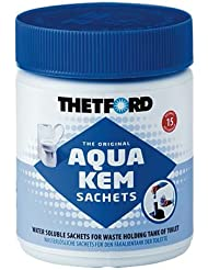 Thetford Aqua Kem Sachets 450 g Inhalt (15 Stk.)