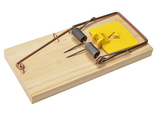 Rentokil Psw106 en bois Piège à rat