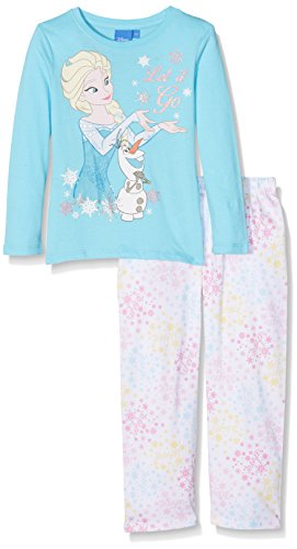 FABTASTICS Girl's Pyjama Set Disney Frozen
