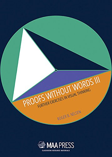 Proofs without Words III: Further Exercises in Visual Thinking: 3 (Classroom Resource Materials) por Roger B. Nelsen