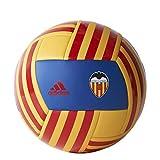 adidas Unisex Glider Valencia C.F Ball, Mehrfarbig/supama/Azul/Rojo, Größe 5