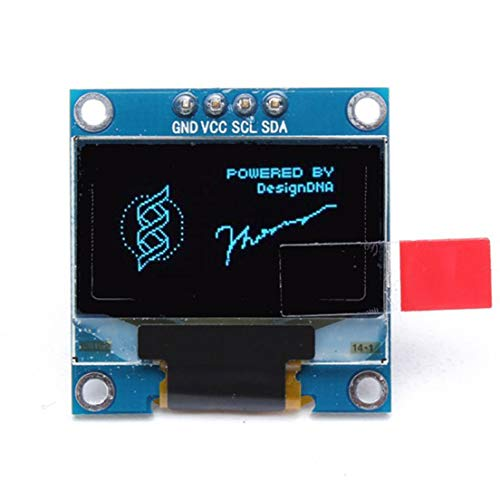 "0.96\""Amarillo Azul/Azul/Blanco I2c IIC Serial Oled LCD LED Módulo 128X64 para Arduino Display Raspberry PI 51 Msp420 Stim32 SCR DFHJSXD"