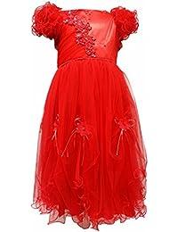 KCL London New Kids Girls Bride Fancy Party Dress Size 3-13