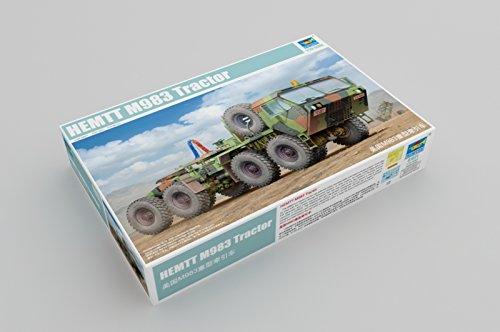 Trumpeter 01021 - Modellbausatz Hemit M983 Tractor, grau Preisvergleich
