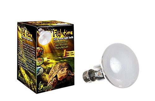 MclanZoo Fuil Time UVA Heat Light Bulb - Lampada faretto riscaldante diurno in più wattaggi (60)