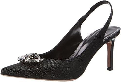 Oxitaly Stefy 123, Zapatos de Tacón con Punta Cerrada para Mujer