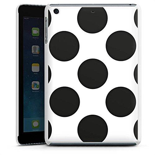 DeinDesign Apple iPad Mini 3 Hülle Schutz Hard Case Cover Punkte Dots Rockabilly Dots Hard Case Cover