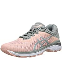 ASICS Women's Gt-2000 6 Running Shoes Grey