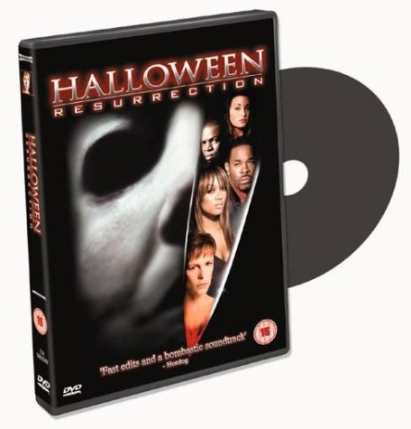 Halloween - Resurrection [DVD] [2002] by Jamie Lee Curtis