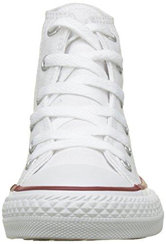 Taylor Ottico Chuck Converse Modo Etoiles Calzatura Basso Sneakers Blanc blanc O4qAd4w