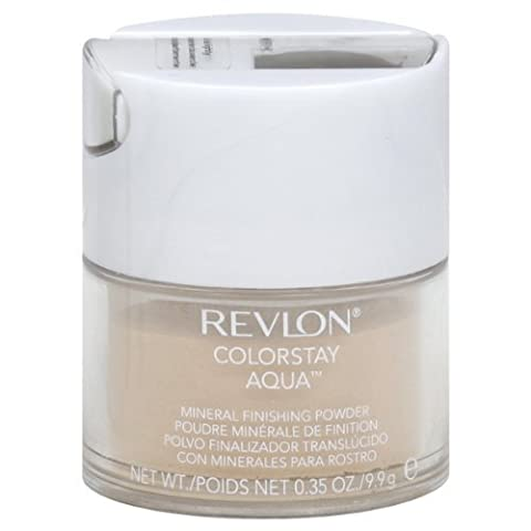 Revlon Colorstay Aqua Mineral Finishing Powder -