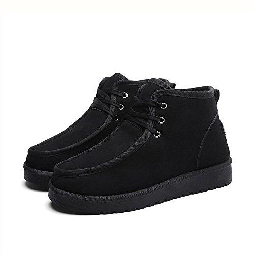 FEIFEI Les chaussures des hommes gardent la mode chaude décontractée épaisse bottes de neige 3 couleurs (taille choix multiple)