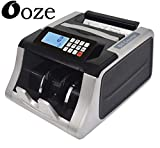 Ooze LCD Money Note Counting Machine (Counting Speed - 1000 Notes/min)