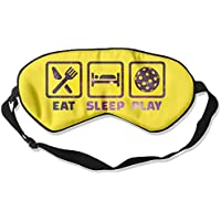 Purple Galaxy Eat Sleep Play Ball 99% Eyeshade Blinders Sleeping Eye Patch Eye Mask Blindfold For Travel Insomnia... preisvergleich bei billige-tabletten.eu