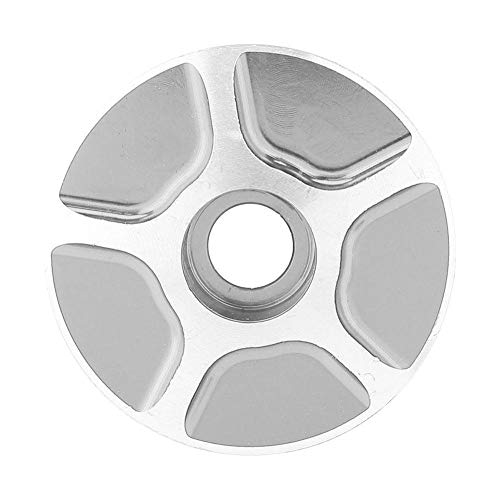 Alomejor 4 Farben Aluminium Threadless Rennrad Fahrrad Stem Headset Top Cap Abdeckung -