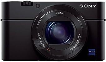 Sony Cyber-shot DSC-RX100M3 Appareil photo compact numérique 20.1 Mpix Zoom Optique 3 x Wifi/NFC Noir