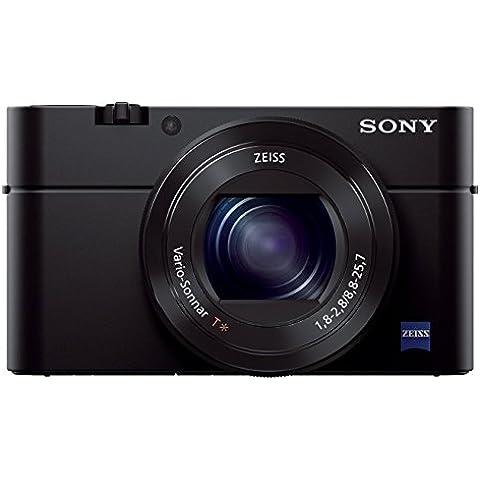 Sony DSC-RX100M3 Fotocamera Digitale Compatta, Cyber-shot, Sensore CMOS Exmor R