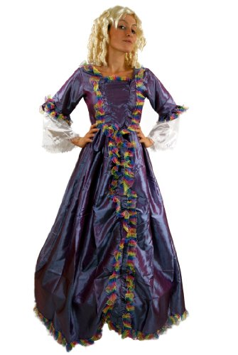 Koloniales Kostüm Kleid Barock Ball Kleid Südstaaten (Theater Barock Kostüme)