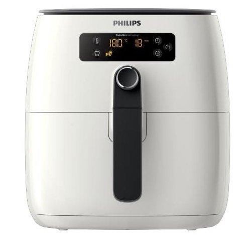 Philips Friggitrice HD9640/00 Airfryer Avance con TurboStar Rapid Air - Friggitrice ad Aria per...