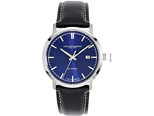 Abeler & Söhne Mens Watch Business Automatic A&S 2655