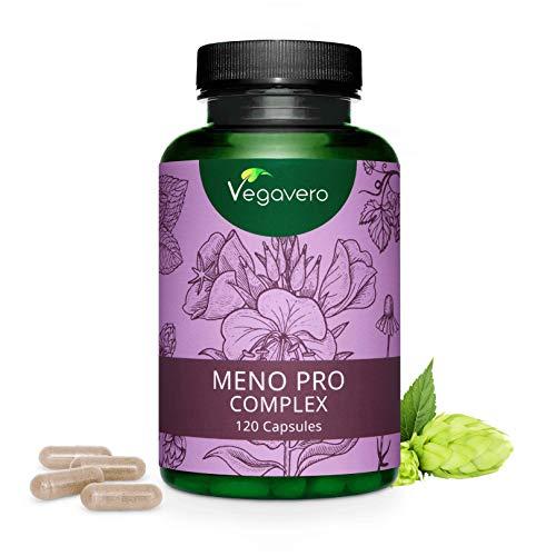 Suplemento Menopausia Vegavero® | Lúpulo + Aceite