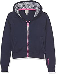 Bench Hooded Bomber, Sweat-Shirt à Capuche Fille