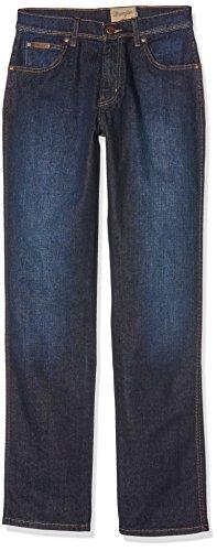 Wrangler Texas Stretch Prog, Jeans Homme Bleu (Blue Blue)