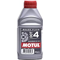 Huile hydraulique de freins HIDRAULICOS DOT 4 BRAKE FLUID 0,5L 500ml