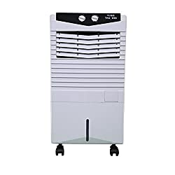 Vego 32 Litre Thunder Air Cooler With Honeycomb - White