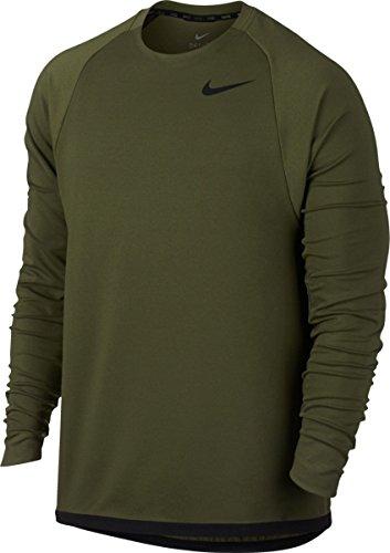Nike M verde (legion green / black)
