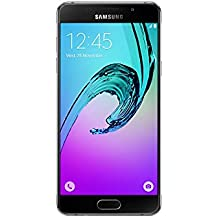 Samsung Galaxy A5 (2016) SM-A510 16GB 4G Negro - Smartphone (SIM única, Android, NanoSIM, GSM, UMTS, WCDMA, LTE)