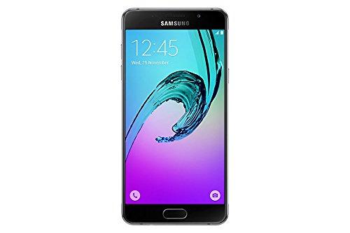 Samsung Galaxy A5 2016 Smartphone LTE, 16 GB, Nero [Versione Italiana]