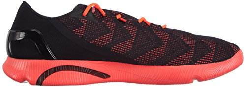 Under Armour SPEEDFORM APOLLO VENT Herren Laufschuhe Schwarz (Black/Bolt Orange/Bolt Orange 006)