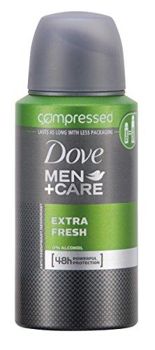 Dove Men Care Frische Extra Aerosol anti-traspirante Deodorant Tablette-75ml -