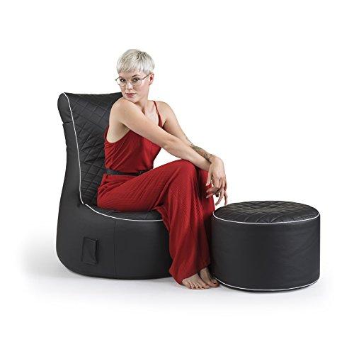 SITTING POINT only by MAGMA Gaming-Sitzsack MODO TAP Swing schwarz
