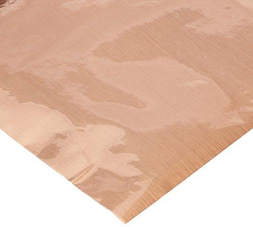 Con-Tact Marke Metall FX Creative, selbstklebend Regal und Schublade Liner, 46von druckknopfstiel, aus Edelstahl Brushed Copper (Americana Regal)