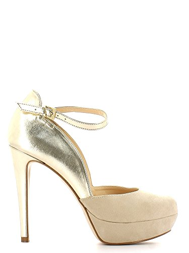 Grace shoes 4076 Decollete' Donna Beige 39
