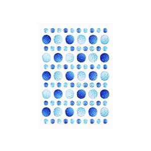 Mosaik sticker design wassertropfen aufkleber amazon for Mosaik aufkleber