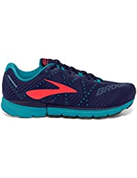 52be0ef7df3 Brooks Women s Neuro 2 Evening Blue China Blue Fiery Coral Athletic Shoe