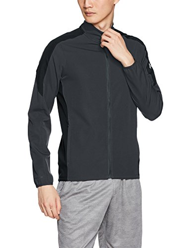Under Armour Herren UA Storm Out&Back SW Jacke, Anthracite, XXL
