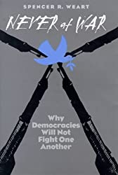 Never at War: Why Democracies Will Not Fight One Another