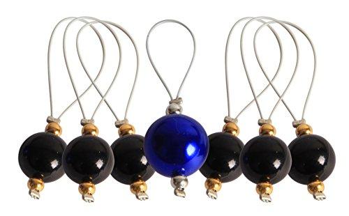 KnitPro Zooni Maschenmarkierer mit Perlen, Modell: Hasenglöckchen -