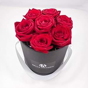 bella victoria infinity rosen in der box konservierte rosen in der box moderne rosenbox. Black Bedroom Furniture Sets. Home Design Ideas