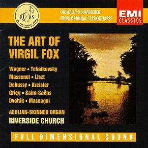 Art of Virgil Fox 1 -