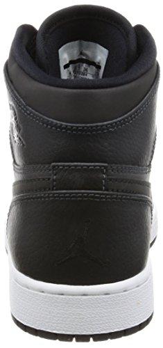 Nike, Sneaker donna nero nero Nero