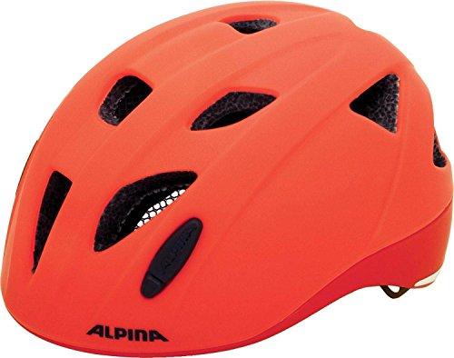 Alpina Ximo LE Kinder Fahrradhelm (Größe: 45-49 cm, 50 red matt)