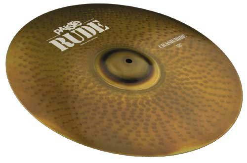 PAISTE RUDE 19 CRASH-RIDE · PLATO-CRASH-RIDE
